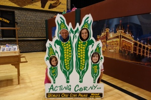 The Corn Palace, Mitchell, South Dakota