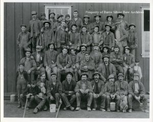 Butte Montana Miners