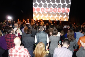 Standing ovation for The Case Against 8 at the world premiere.