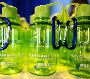 Brita's Sundance Water Bottles