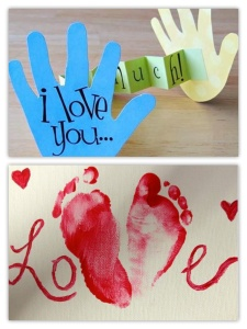 Great Kids Crafts from Pinterest.