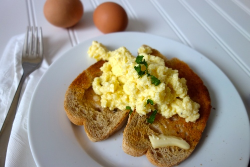 Irish Scrambled Eggs