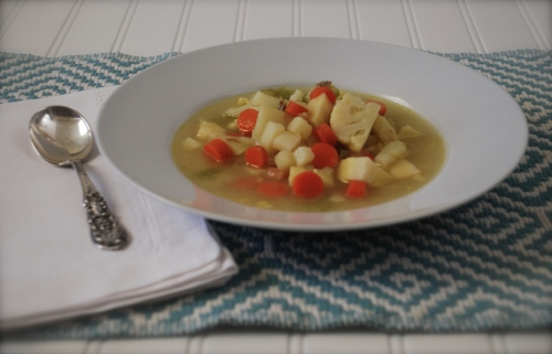 Irish Vegetable Soup
