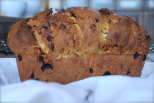 Irish Barm Brack