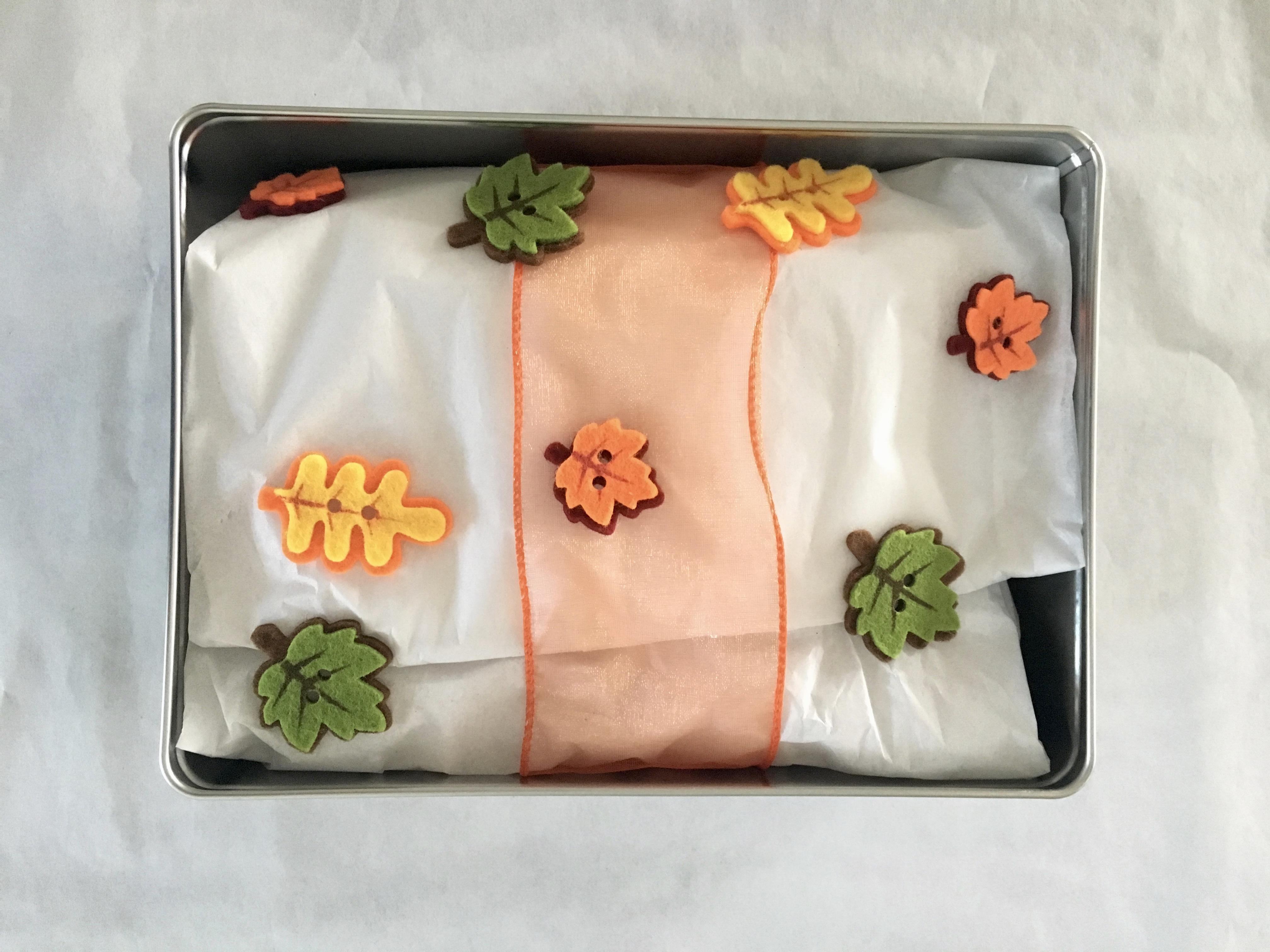 Sending cookies in the mail